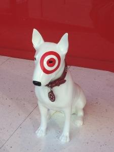 Bullseye, the Target mascot