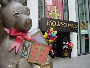 FAO Schwarz by A Marga from WikiCommons