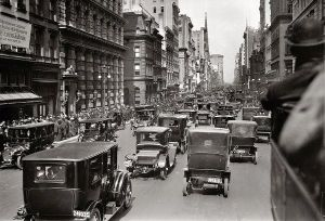 5th Ave in 1919
