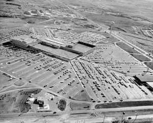 Southdale Center circa 1958   MN Historical Society