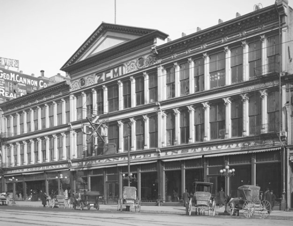 Zion Cooperative Mercantile Institution 1910