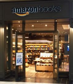 Amazon Washington Square entrance