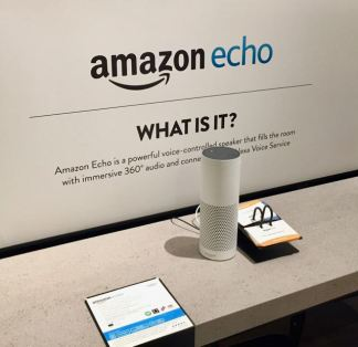 Echo display