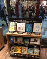 Children's book display