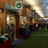 Retail at PDX