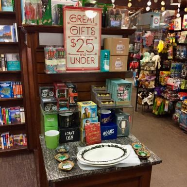 Gifts, housewares, toys & tchotchkes @ Powell's