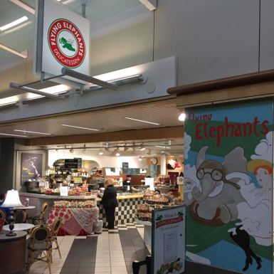 Flying Elephant Deli
