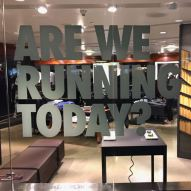 Nike messaging