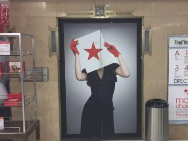 1932 era elevator doors
