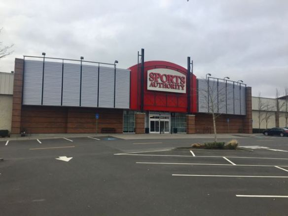 Former Sports Authority in Beaverton, OR